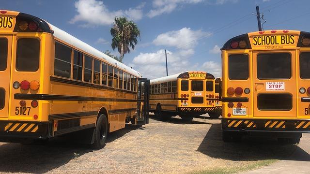 školní autobusy